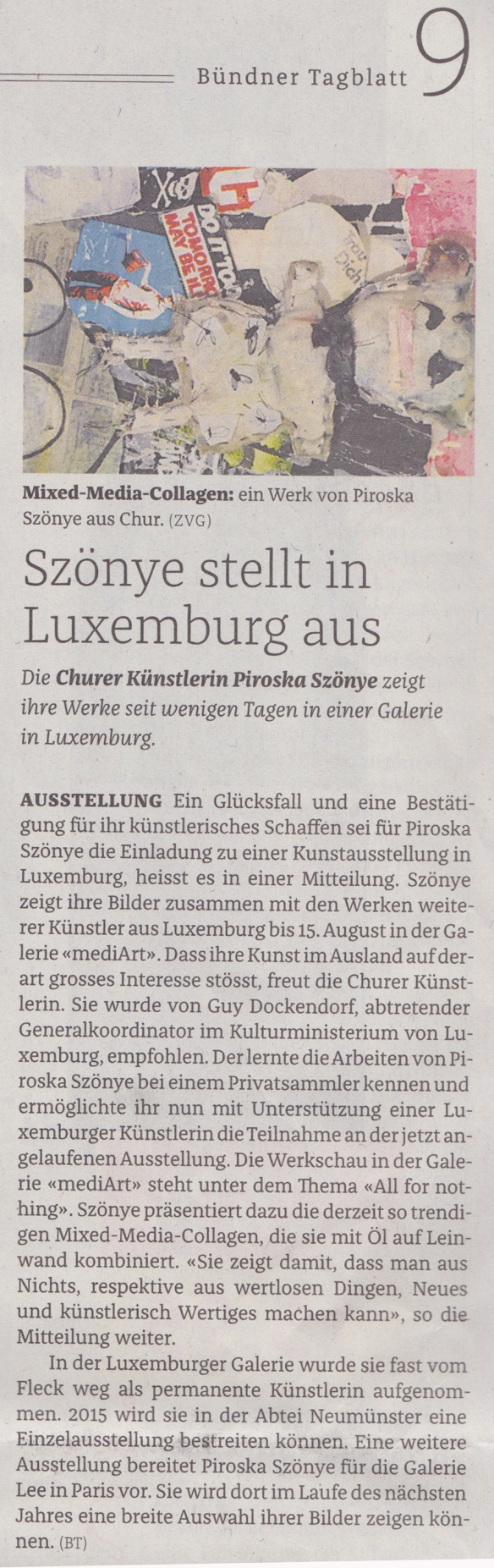 piroska Luxenburg